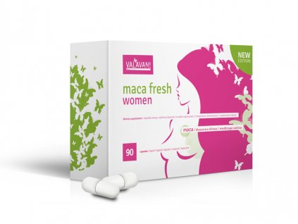 Maca fresh women 90 kapslí
