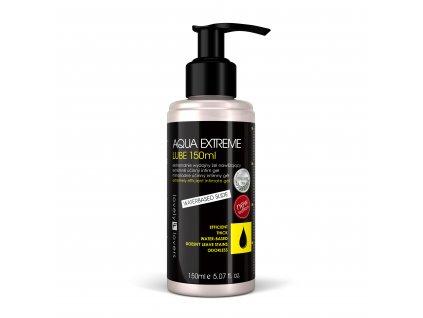 Aqua extreme lube 150 ml - kluzký lubrikační gel na vodní bázi