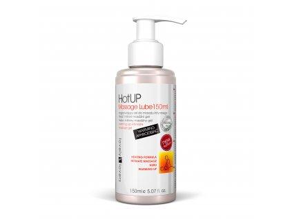 hot up massage lube 150ml - gel pro intimní masáže