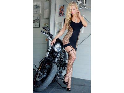 Dámský erotický bodystocking Ariadne 6264 - SoftLine Collection
