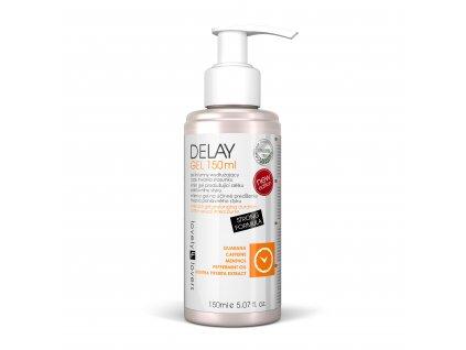 Delay gel 150ml pro oddálení ejakulace