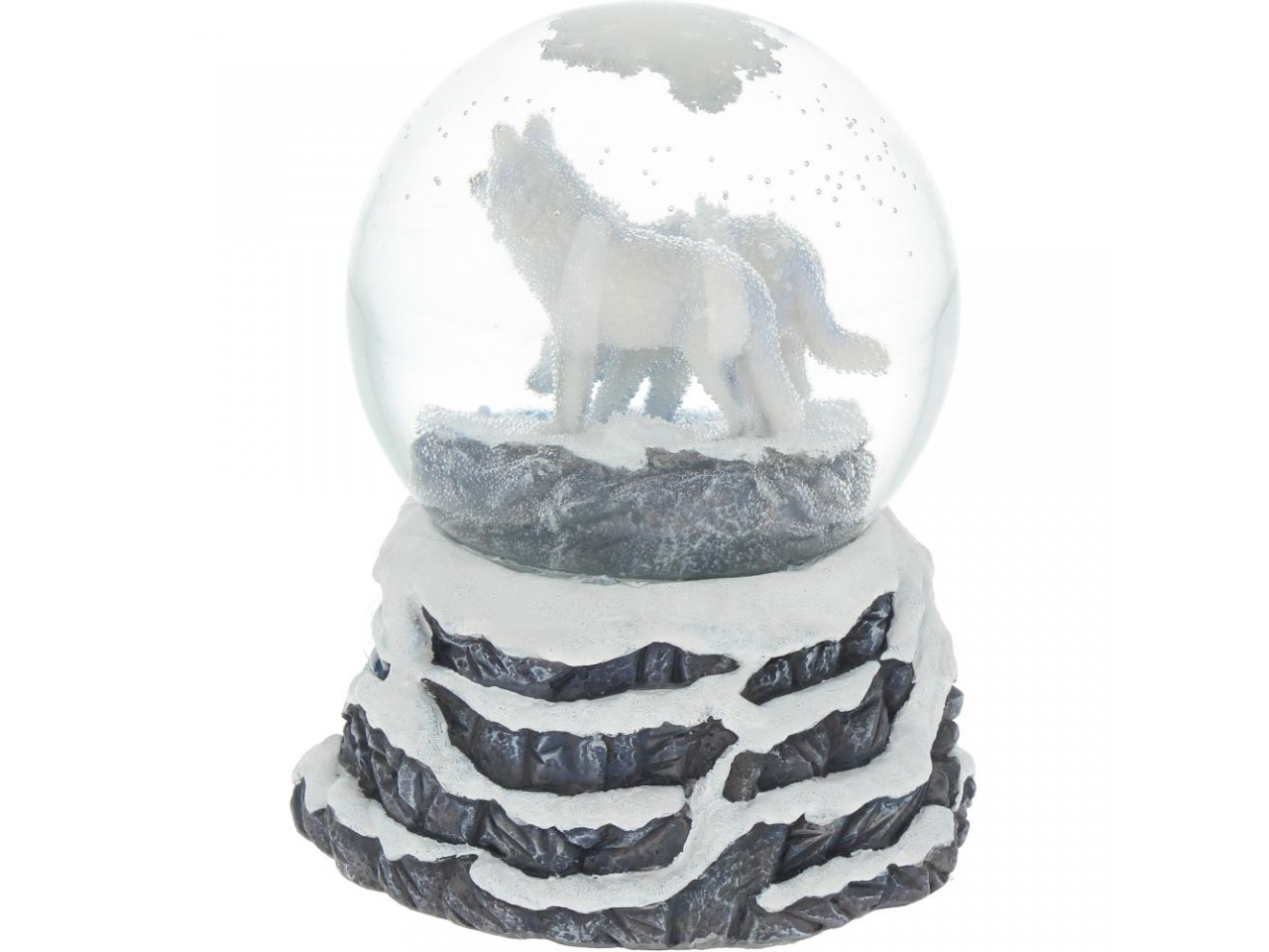 Warriors of Winter Snowglobe 3