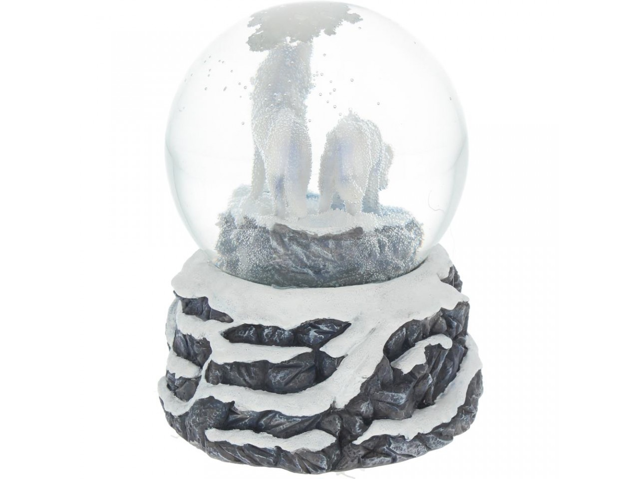 Warriors of Winter Snowglobe 4