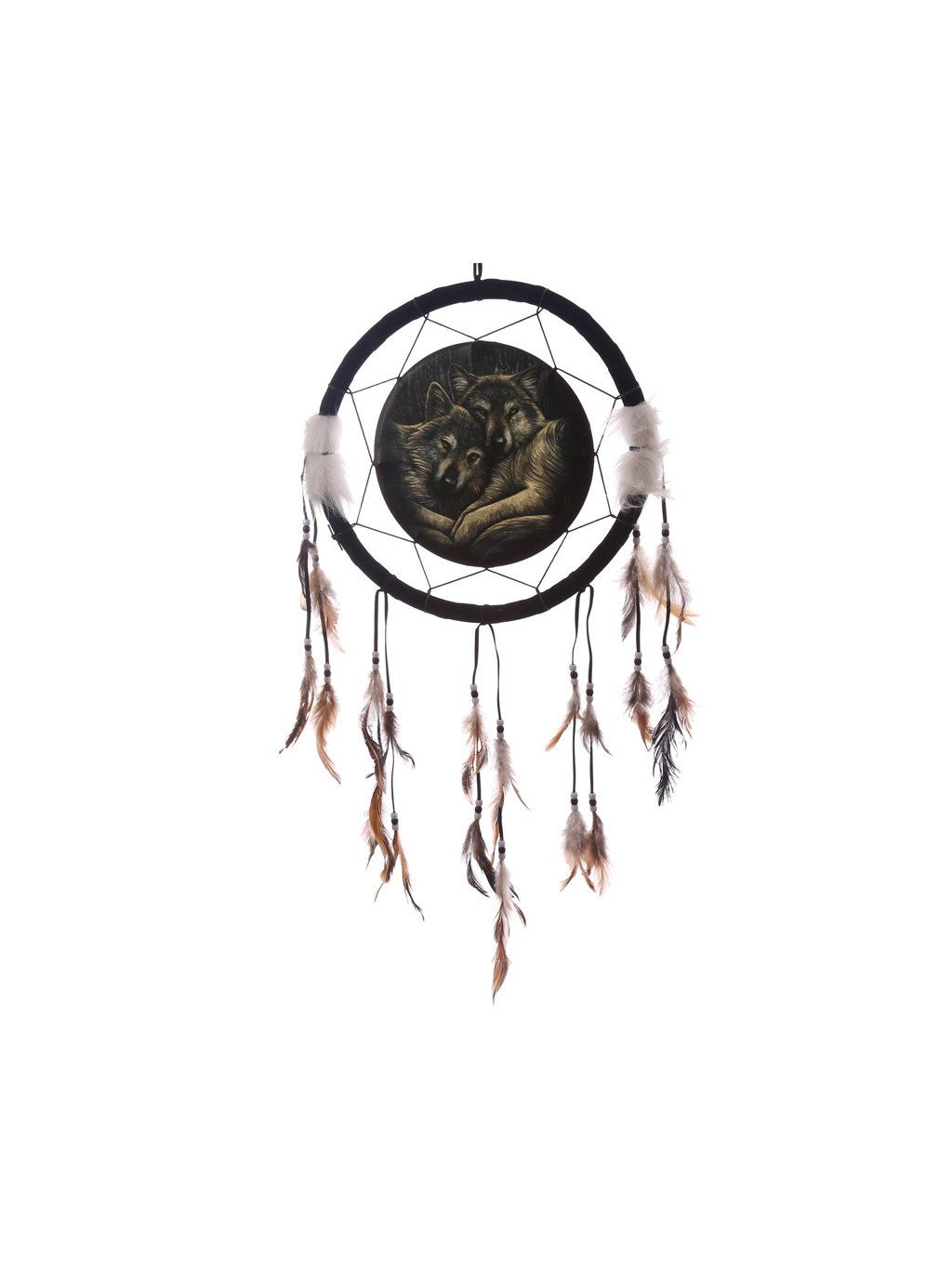 Dreamcatcher Print Lisa Parker Loyal Companions 33 cm