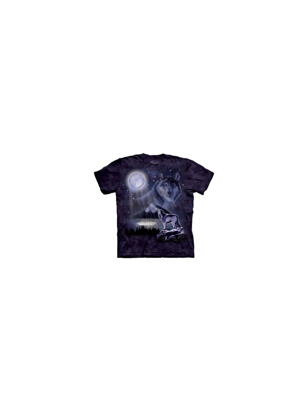 Wolf Lake Animals T Shirt by the Mountain