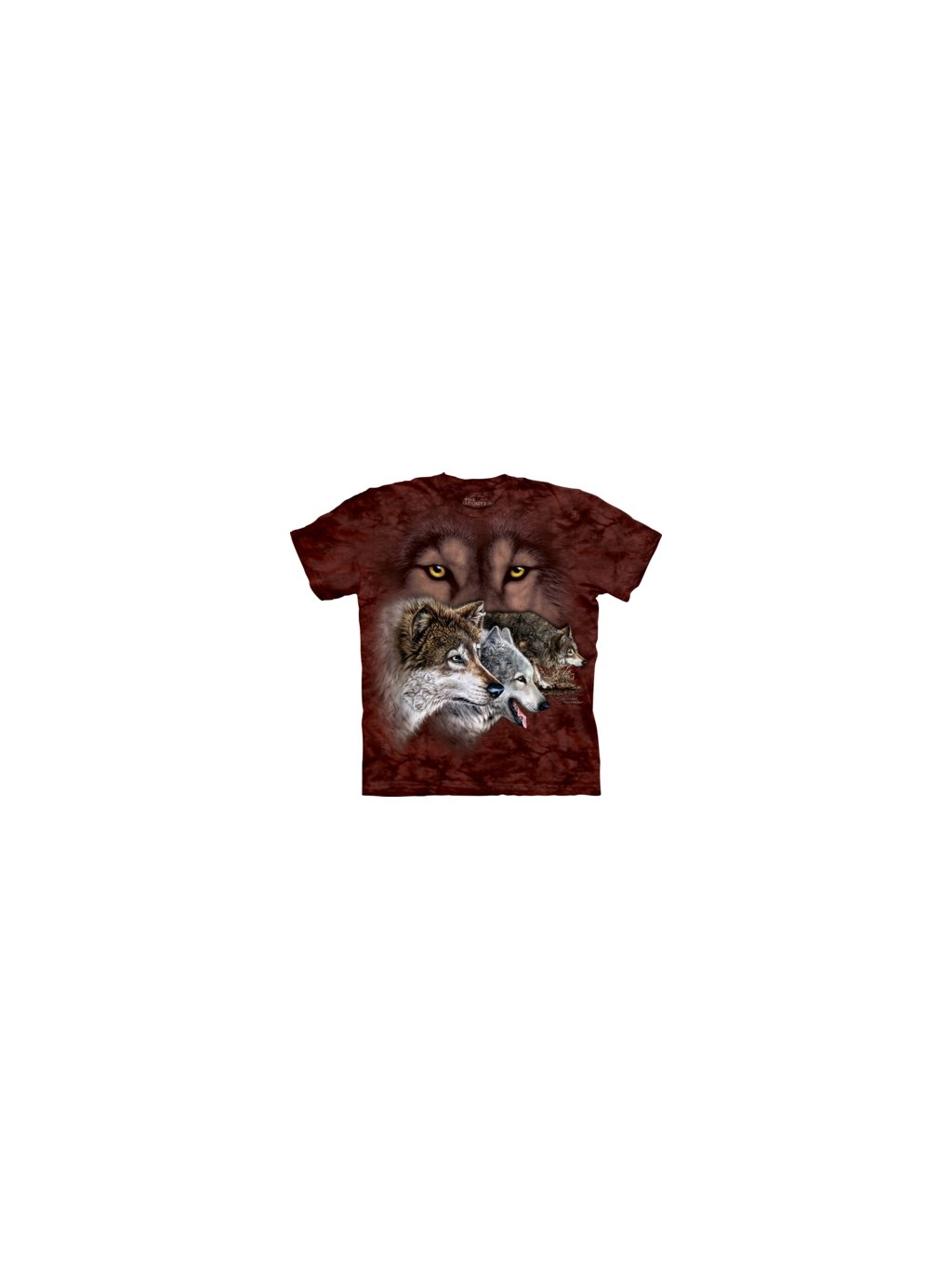 Find 9 Wolves Wolf T Shirt by the Mountain