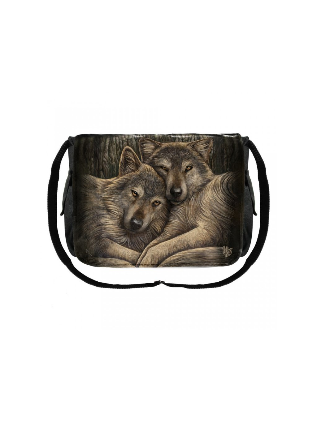 messenger bag loyal companions 40cm