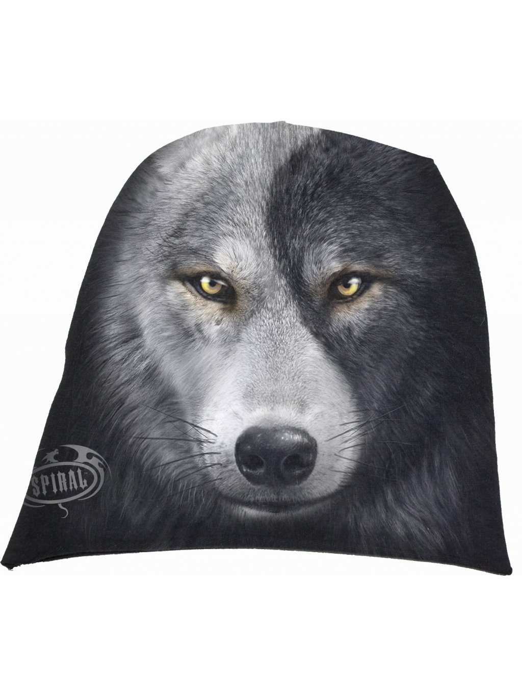 T118A801 1 wolf chi light cotton beanies black