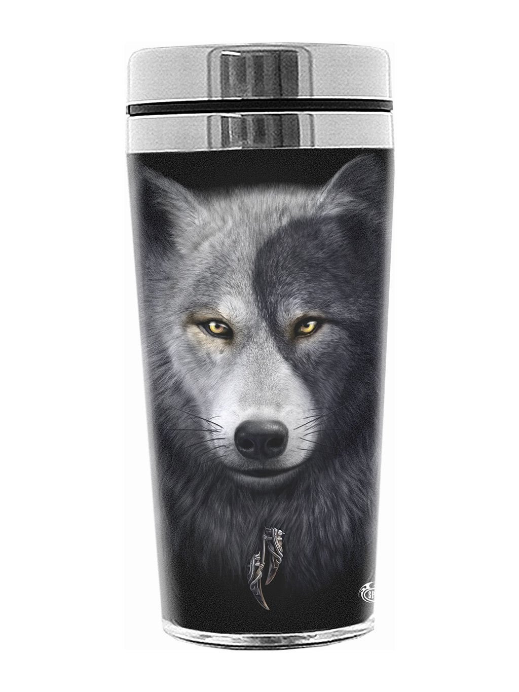 T118A006 1 wolf chi thermo travel mug