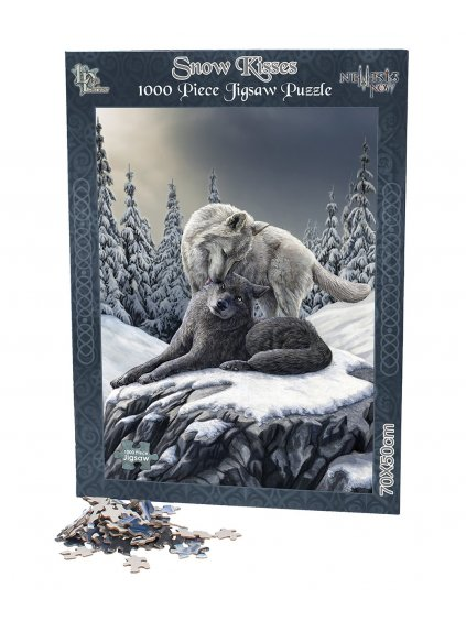 snow kisses jigsaw 1000 pcs