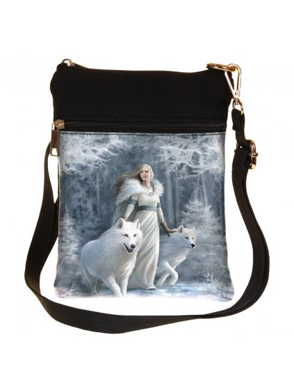 winter guardians shoulder bag 23cm