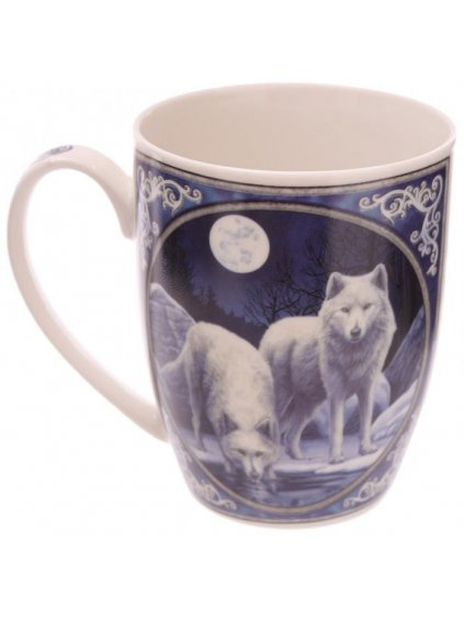 lp warriors of winter new bone china mug
