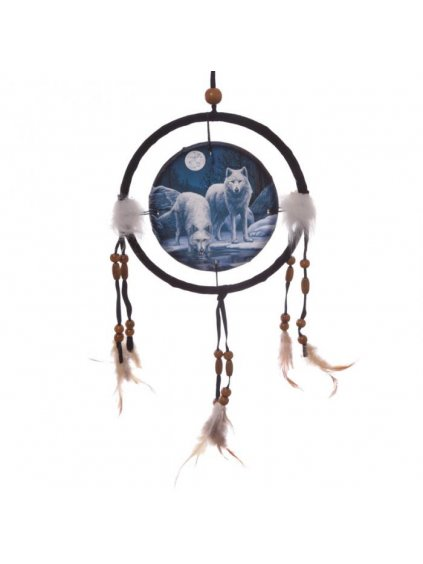 dreamcatcher warriors of winter 16cm