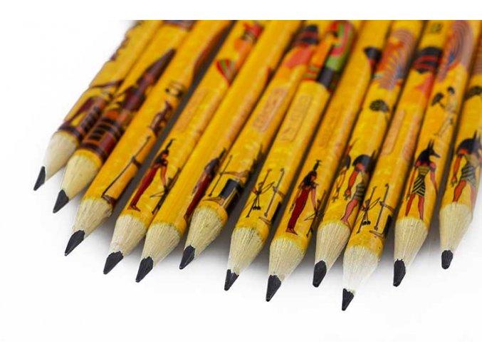 Shams tužka s egyptskými motivy