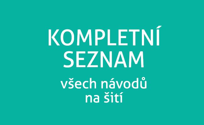 NÁVODY - SEZNAM