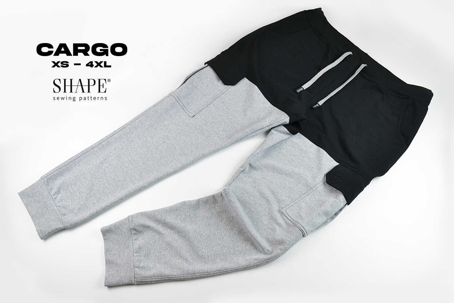 Návod na šití tepláky CARGO