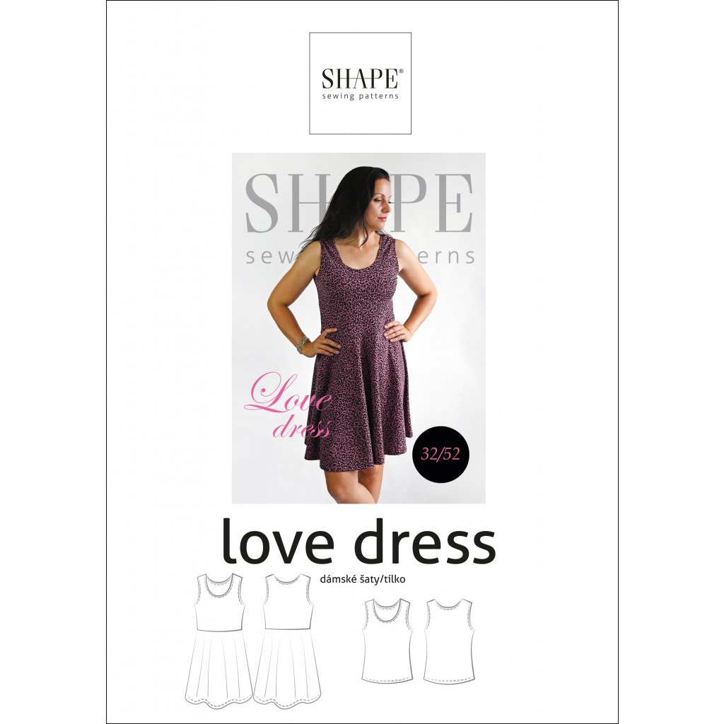SHAPE love dress