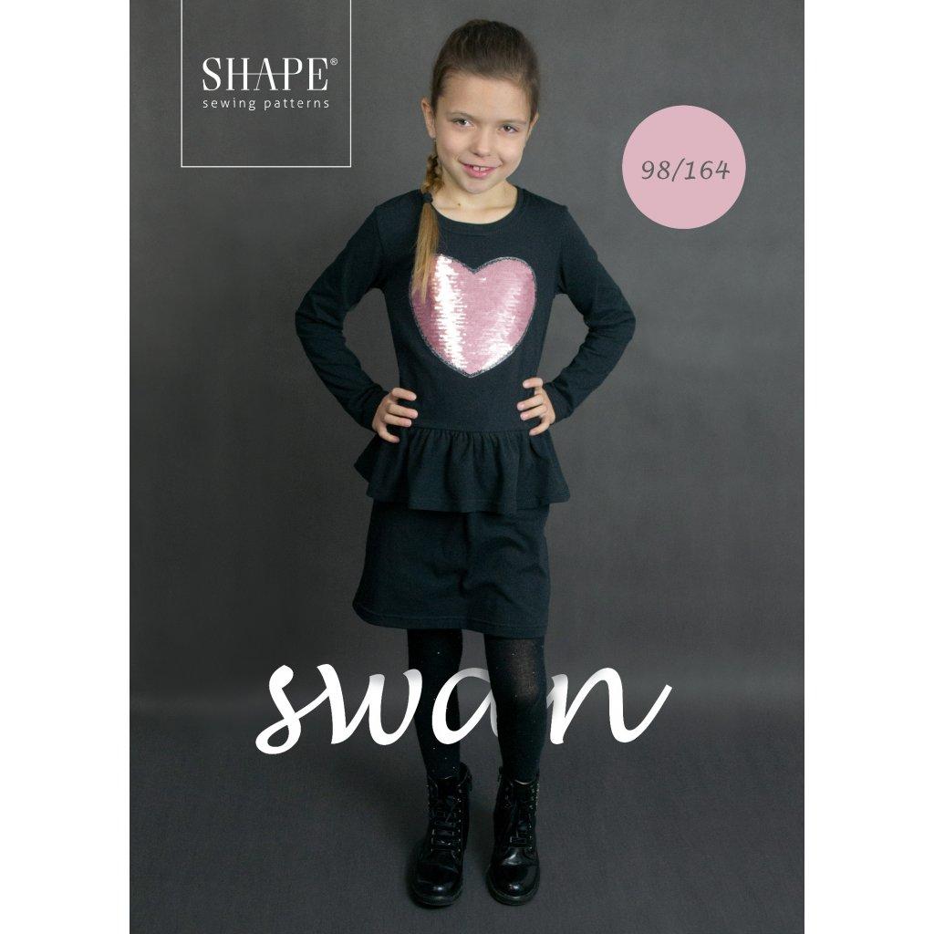 SHAPE swan image