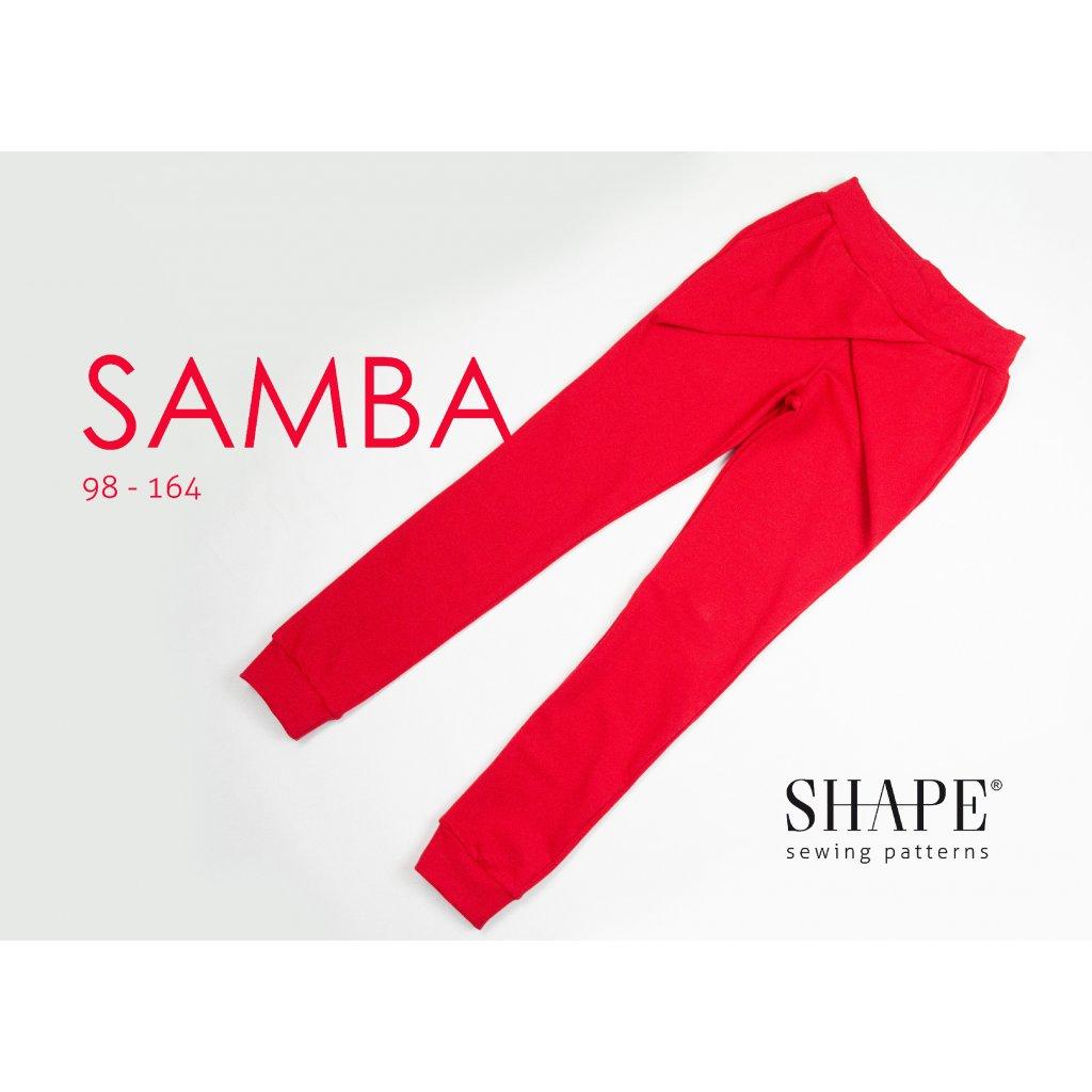 SHAPE samba 98 164
