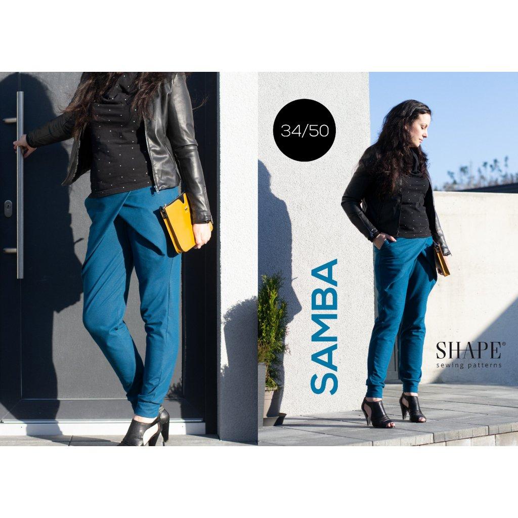 SHAPE samba damy 03