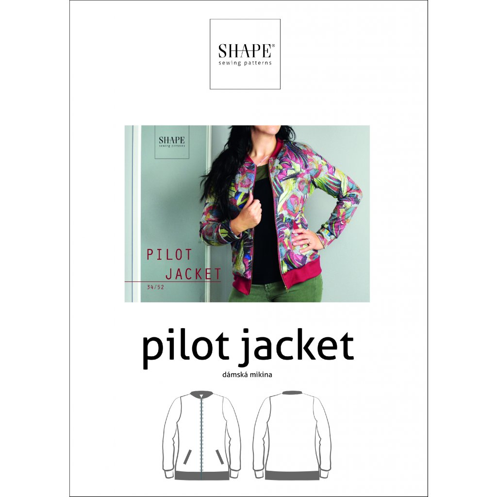 SHAPE pilot 34 52 papir
