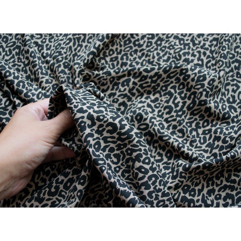 SHAPE orisek leopard