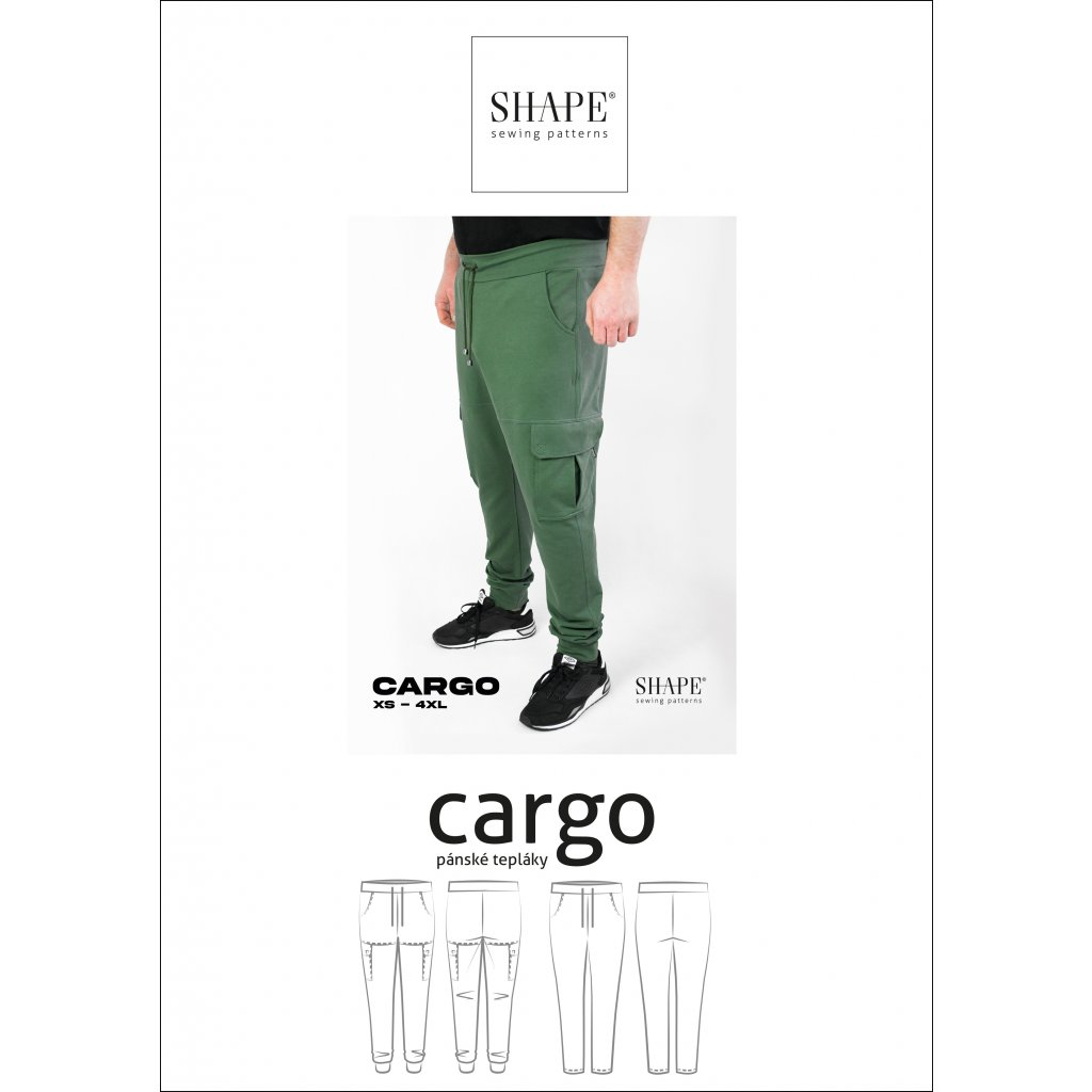 SHAPE CARGO strih patterns