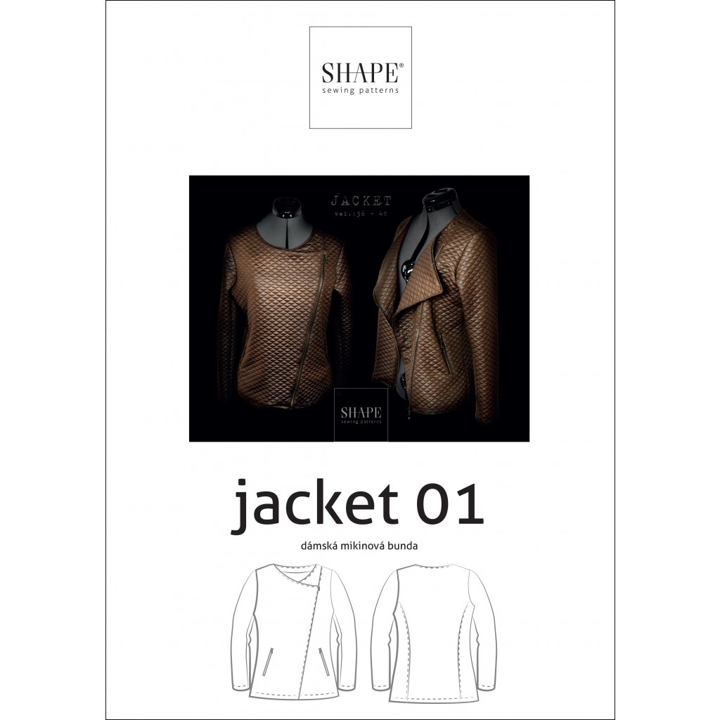 SHAPE jacket01 papir