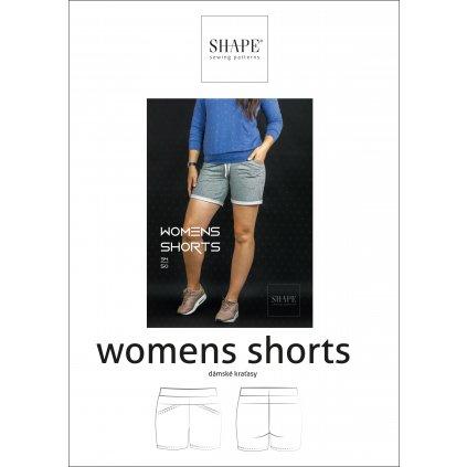 SHAPe womens shorts papir