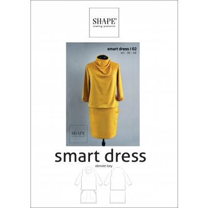 SHAPE smart dress střih