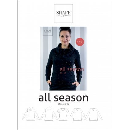 SHAPE all season papir