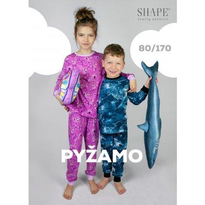 SHAPE pyzamo 80 170