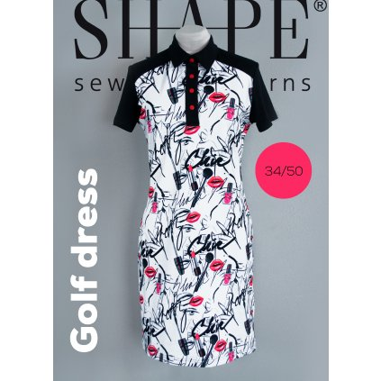 SHAPE golf dress image
