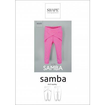 SHAPE samba 56 98 papir