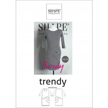 SHAPE trendy strih
