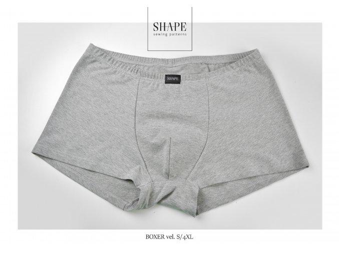 SHAPE boxer 1