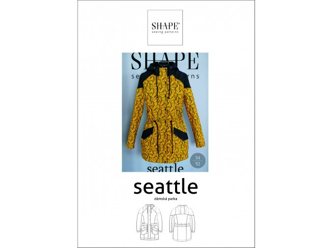 SHAPE seattle papir