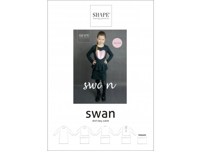 SHAPE_swan_dress_strih
