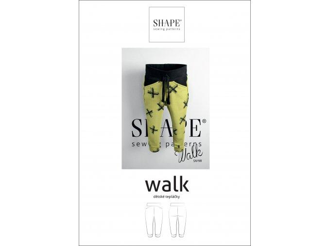 SAHPE walk papir