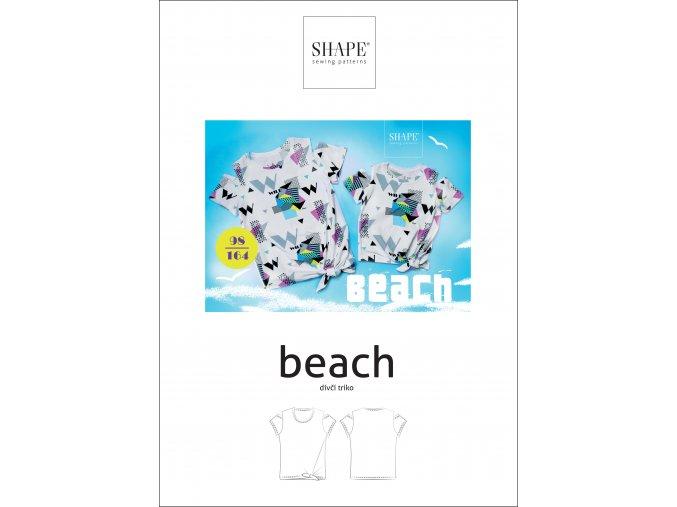 SHAPE beach 98 164 papir