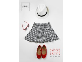 SHAPE_strih_sukne_twist_skirt