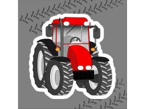 traktor nahled