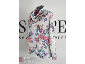 SHAPE wrap cardigan