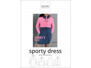 SHAPE sporty dress papir