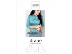 SHAPE drape papir
