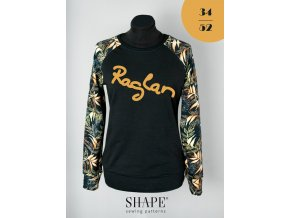 sSHAPe raglan 34 52 03