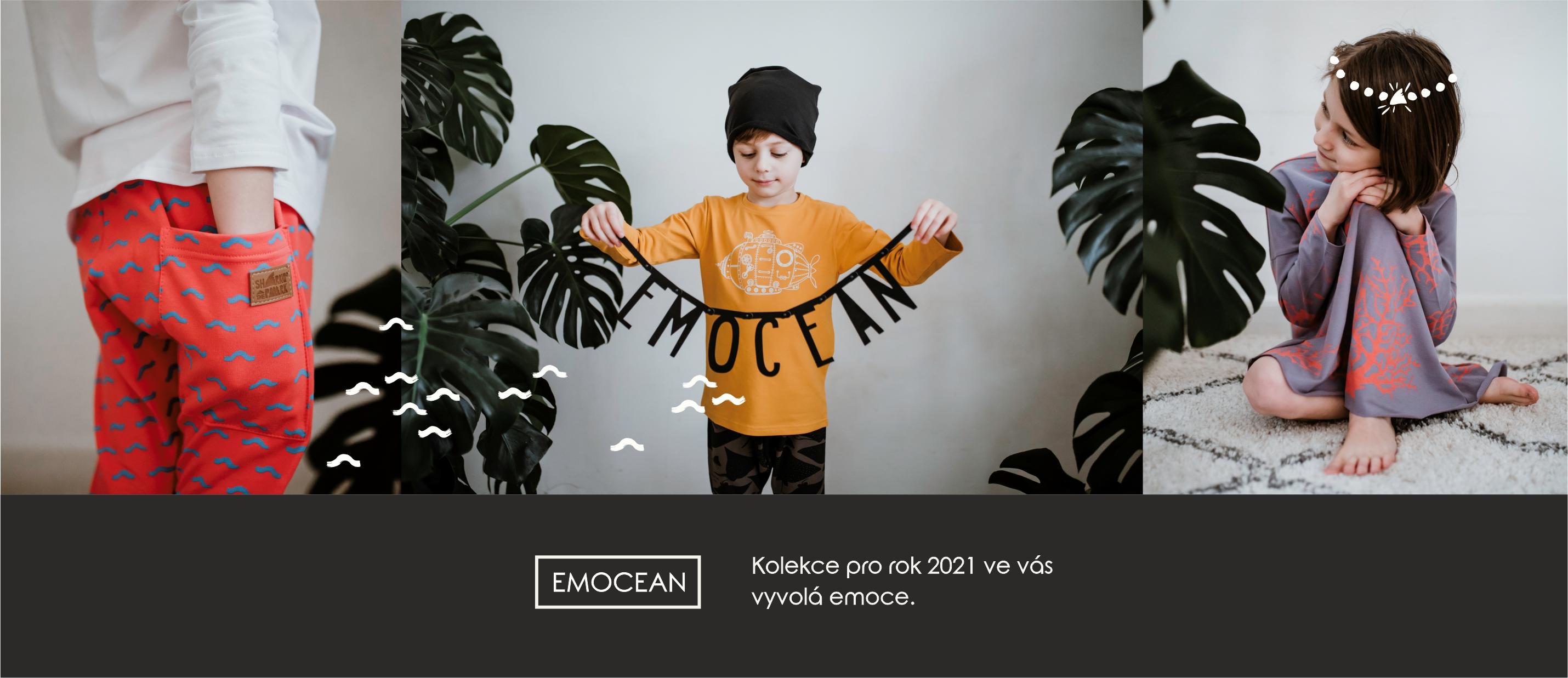 Oblečení pro děti i dospělé