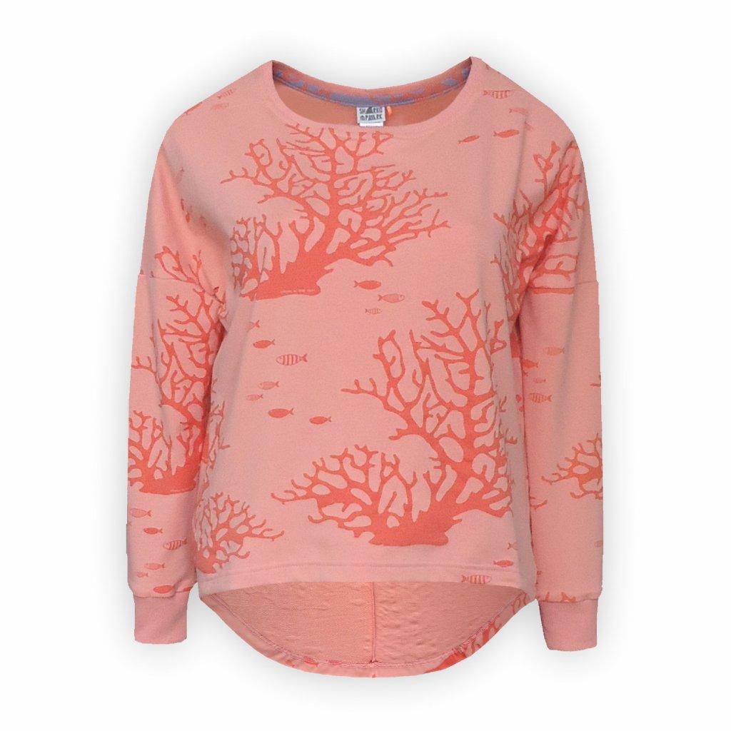 mikina koralova 1