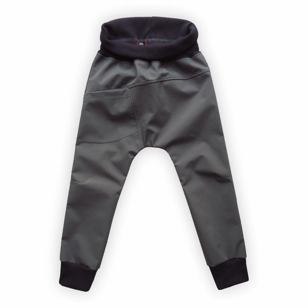 softshellove kalhoty seda 1