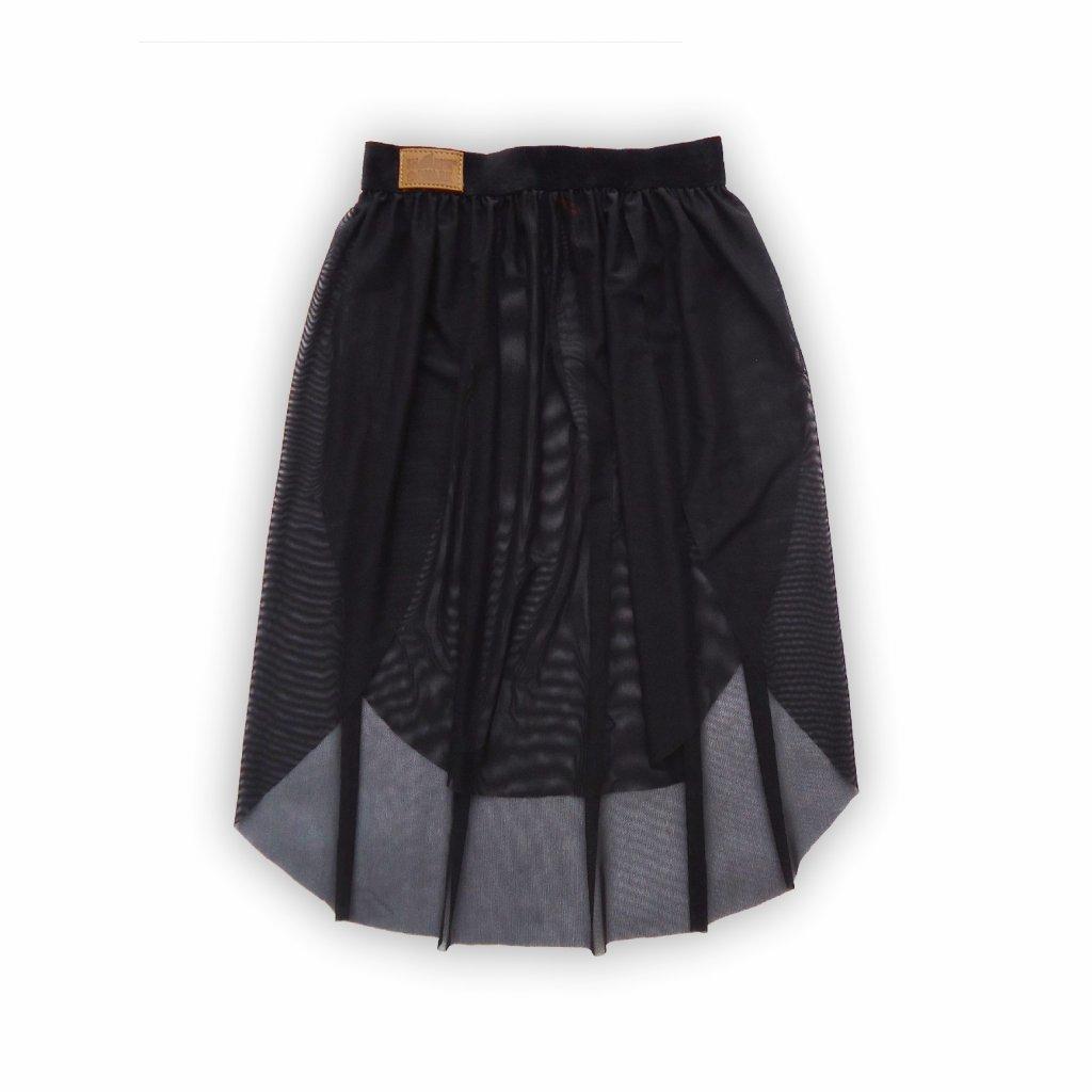 sukne tylova cerna divci 1